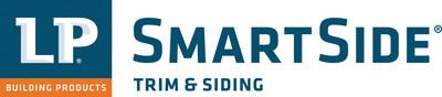 LP SmartSide Trim and Siding logo.