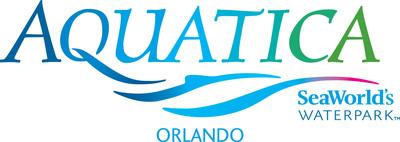 Aquatica, SeaWorld's Waterpark Logo. (PRNewsFoto/Aquatica, SeaWorld's Waterpark) (PRNewsFoto/Aquatica, SeaWorld's Waterpark)