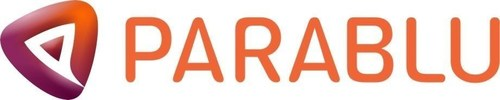 Parablu Logo (PRNewsFoto/Parablu)