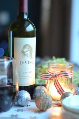 Bring DaVinci Chianti home for the holidays