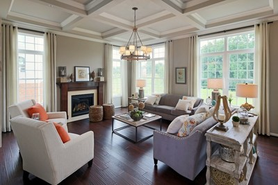 Winchester Homes offers expertly crafted and highly personalized homes. (Pictured: The Bradley)