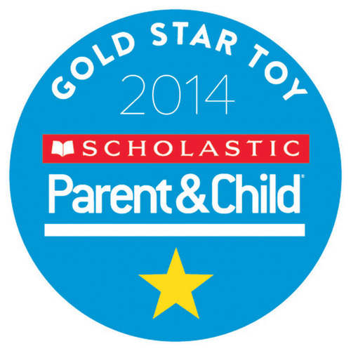 Scholastic Parent & Child Magazine Announces Winners of 2014 Gold Star Toy Awards.  (PRNewsFoto/Scholastic ...