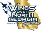Wings Over North Georgia logo.  (PRNewsFoto/JLC Airshow Management)