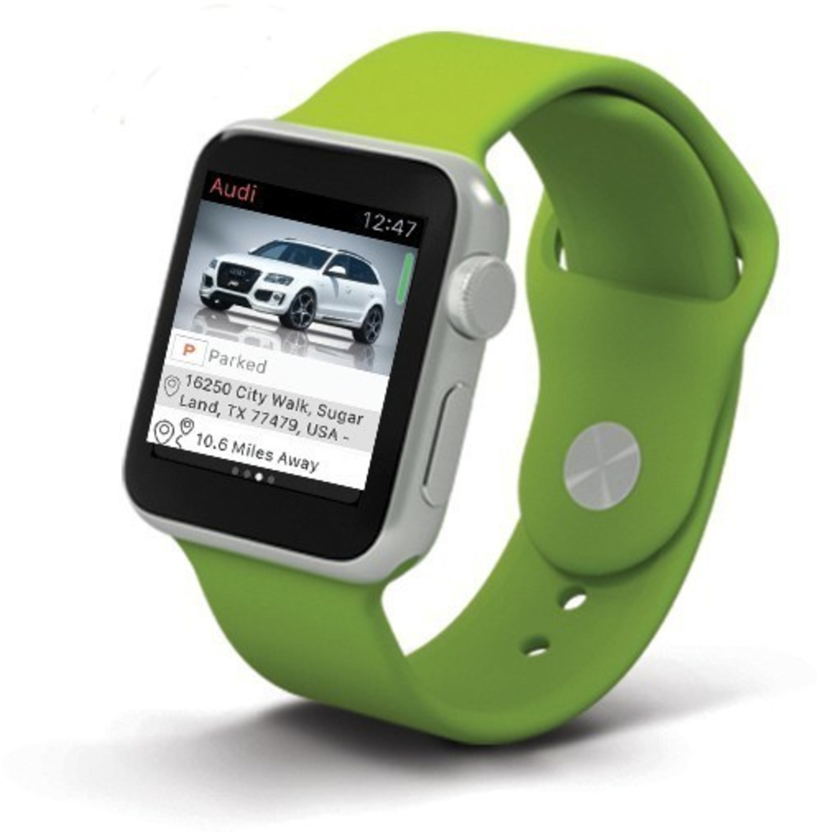 Apple Watch Car Starter and Vehicle Management App Announced by Connect2Car