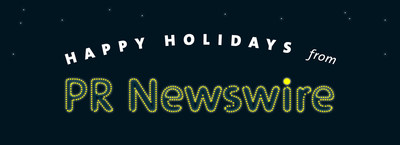Happy Holidays from PR Newswire! (PRNewsFoto/PR Newswire Association LLC)
