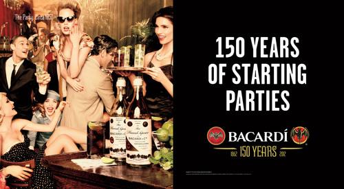 Bacardi lève son verre pour les fêtes de fin d'année avec de nouveaux coffrets cadeaux vendus dans