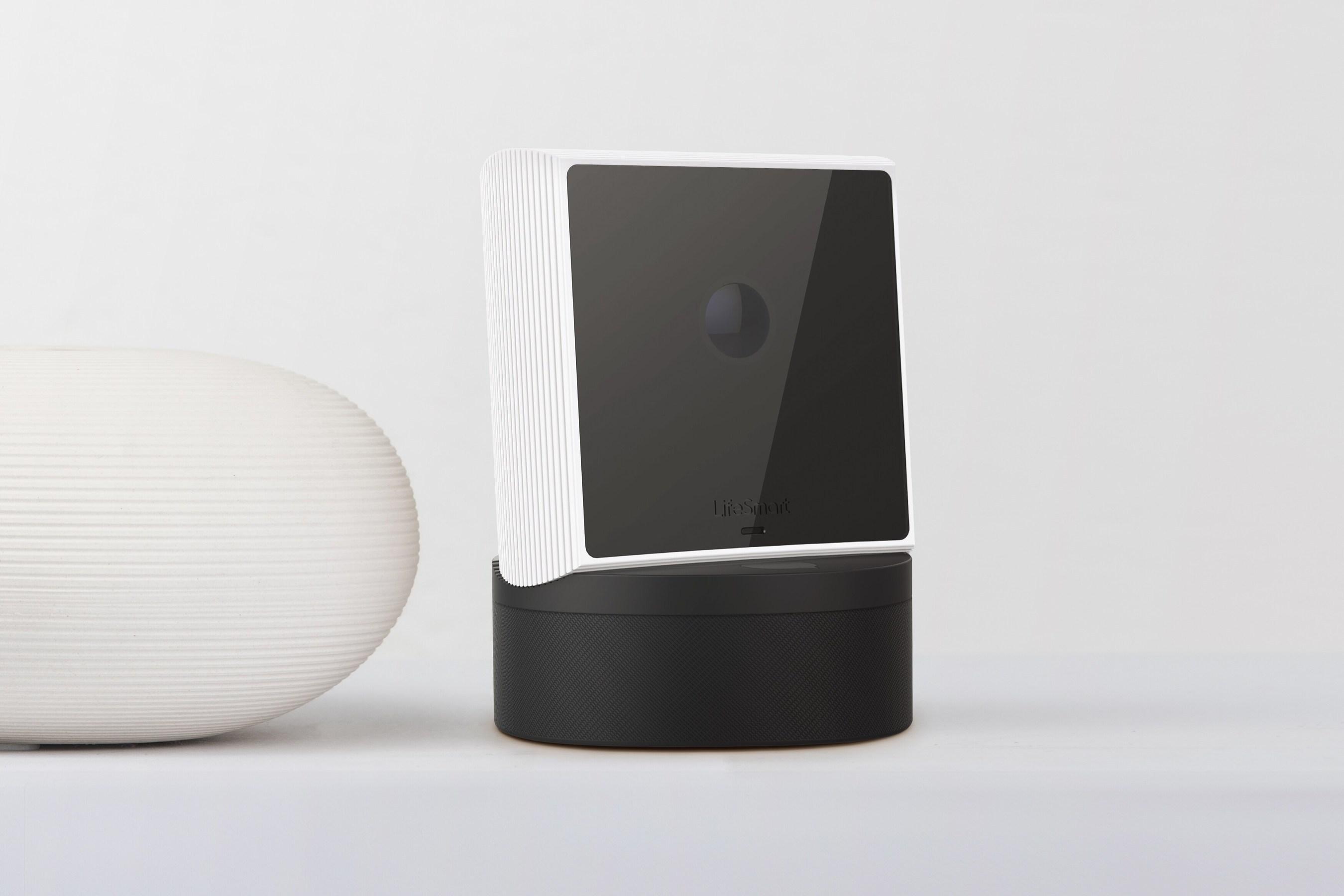 LifeSmart ViewCam -- the world's first true wireless HD camera with 360 degree rotation