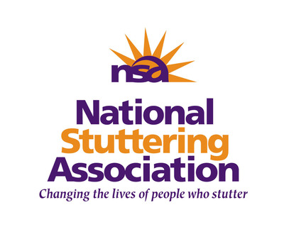 National Stuttering Association - WeStutter.org - (800) WE STUTTER.  (PRNewsFoto/National Stuttering Association)