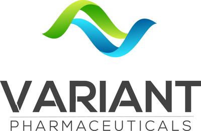 Variant Pharmaceuticals Logo (PRNewsFoto/Variant Pharmaceuticals)