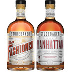 STUDEBAKER(TM) is proud to launch a premium, full-proof, crafted whisky cocktail featuring Prohibition inspired classics including the STUDEBAKER(TM) Old Fashioned and STUDEBAKER(TM) Manhattan.