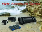 NYNE's new IPX water-resistant Bluetooth speakers debuting at CES 2015: Verge, Edge, Aqua and Rock.