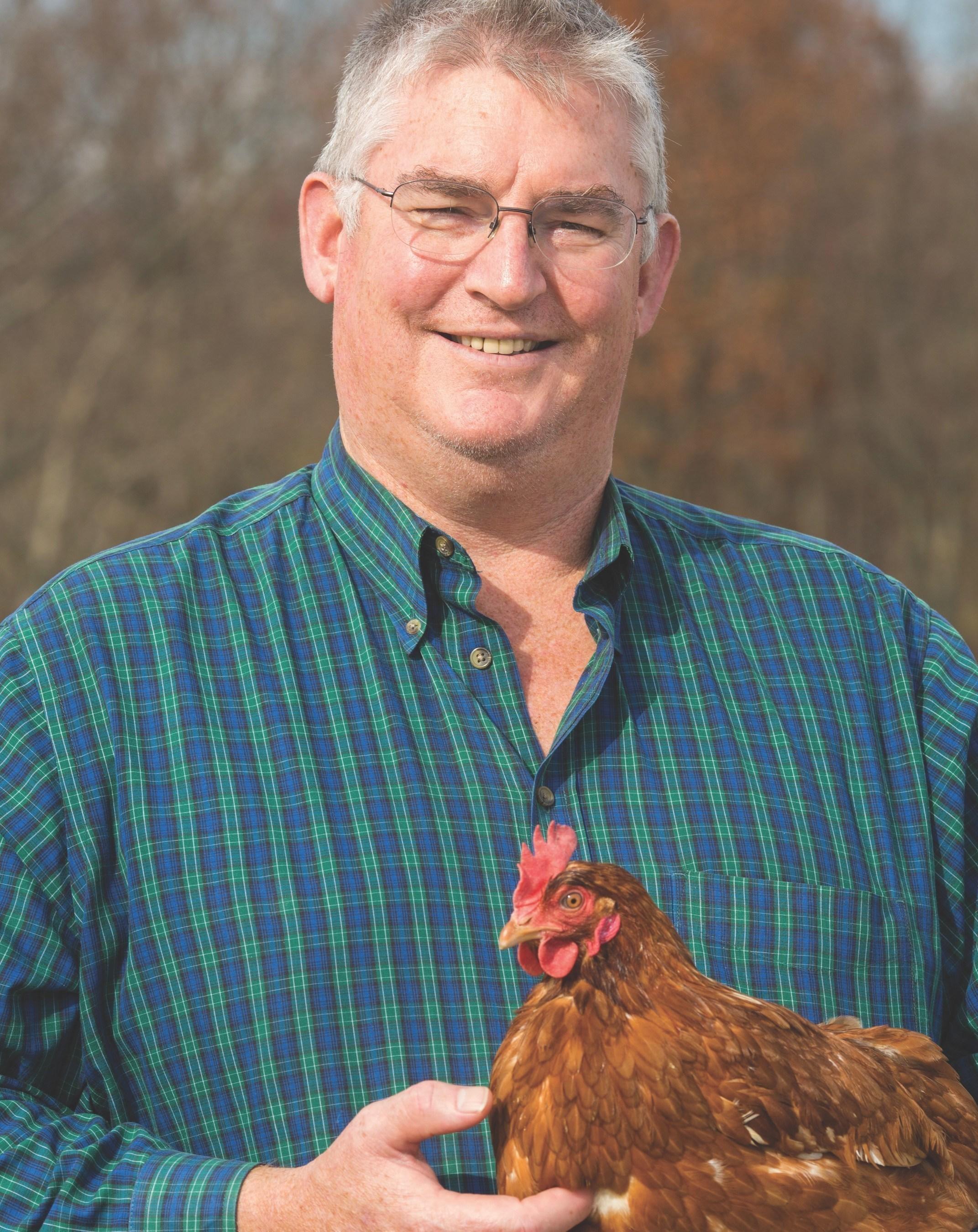 John Brunnquell Named President of Organic Egg Farmers of America