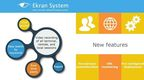 Ekran System is a software-based solution aimed at replacing traditional log-based computer monitoring systems.