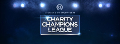 """CBS EcoMedia Launches Charity Champions League, First-of-Its-Kind Online """"Social Good Competition""""; Usain Bolt, Christina Grimmie, Nancy O'Dell, Cal Ripken, Jr. and Mark Teixeira Among Entertainment, Digital and Sports Personalities To Serve as Team Captains; Competition Will Award Over Half-a-Million Dollars to 11 Nonprofit Organizations and Is Free to Play; Prize Money Provided by Toyota Dealers, ServiceMaster and Chevy Dealers, Among Others"""