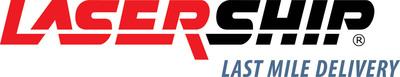 LaserShip Inc. logo.  (PRNewsFoto/LaserShip Inc.)