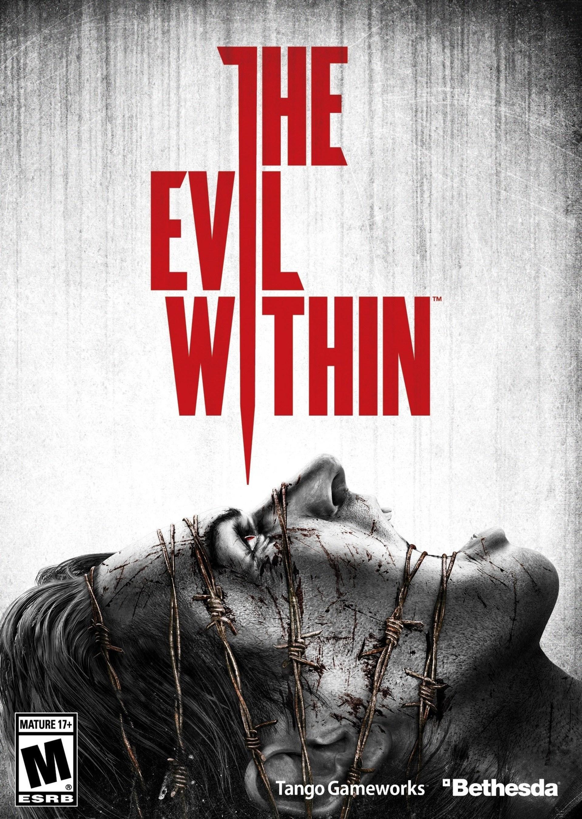 Sortie du jeu The Evil Within de Bethesda Softworks