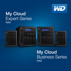 WD(R) Adds High Performance Network Attached Storage (NAS) Solutions For Expert And Business Users To My Cloud(R) Line