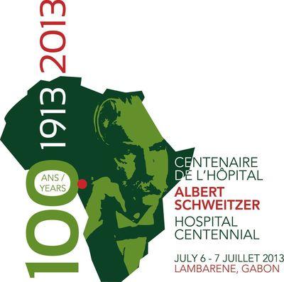 Albert Schweitzer Hospital Centennial (PRNewsFoto/The Government of the Gabon)