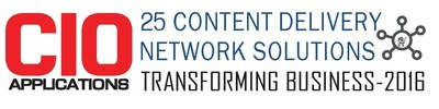 Mvix ranked as one of the top 25 Content Delivery Network Solutions Transforming Business. The company provides of enterprise cloud-based digital signage solutions including a content management system (CMS) for automated delivery of content to digital signage screens for advertising, employee communication etc.