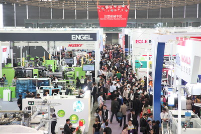 CHINAPLAS, Asia's largest plastics and rubber trade fair, will take place from April 25 to 28, 2016 at the Shanghai New International Expo Center. Some 140,000 professional buyers will visit 3,200 exhibitors covering more than 240,000 square meters of exhibit space.
