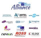 TICO Compression Supporters Announce the Launch of the TICO Alliance to Move to 4K/UHD in Live Production. The growing consortium includes Altera, Artel Video Systems, Embrionix, Image Matters, Imagine Communications, intoPIX, Keisoku Giken, Grass Valley, Macnica, Nevion, Ross Video and Xilinx. TICO is a light disruptive compression developed by intoPIX, allowing 4K/UHD to be transported over existing SDI infrastructure and modern IP networks with few lines of latency and no loss of quality.