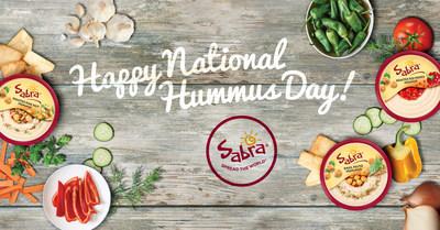 Sabra Celebrates National Hummus Day!