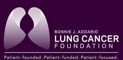 The Bonnie J. Addario Lung Cancer Foundation Announces Partnership with Smart Patients to Launch New Online Community for Lung Cancer Patients.  (PRNewsFoto/Bonnie J. Addario Lung Cancer Foundation)