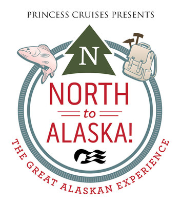 Princess Cruises unveils North to Alaska! cruise vacation offerings.
