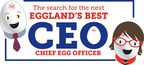 """The Eggland's Best """"2015 Chief Egg Officer Search"""" Contest logo"""