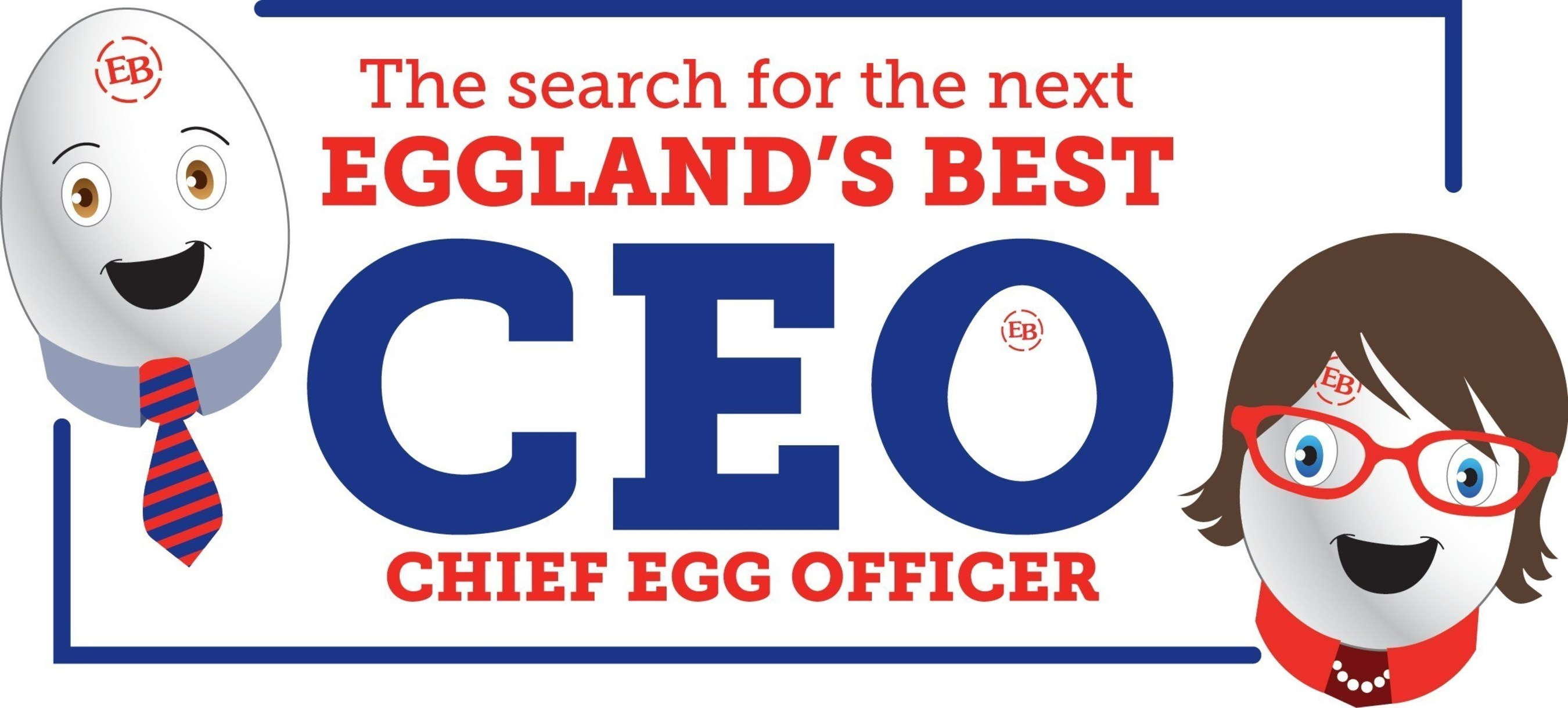 """The Eggland's Best """"2015 Chief Egg Officer Search"""" Contest logo (PRNewsFoto/Eggland's Best)"""