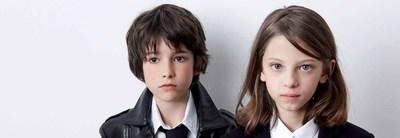 KARL LAGERFELD KIDS PREMIERES WORLDWIDE ON MELIJOE.COM (PRNewsFoto/Melijoe.com)