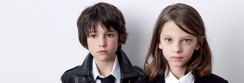KARL LAGERFELD KIDS PREMIERES WORLDWIDE ON MELIJOE.COM (PRNewsFoto/Melijoe.com) (PRNewsFoto/Melijoe.com)