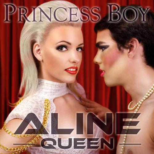 Aline Queen.  (PRNewsFoto/Aline Queen)