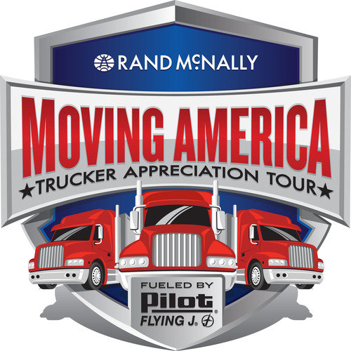 Rand McNally's 'Moving America' Kicks Off at Mid-America Trucking Show