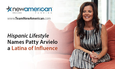 Celebrating National Women's History Month, Hispanic Lifestyle Names Patty Arvielo a Latina of Influence.