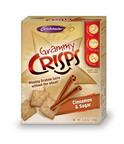 New Cinnamon & Sugar Grammy Crisps from Crunchmaster(R).  (PRNewsFoto/Crunchmaster)