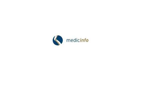Medicinfo logo (PRNewsFoto/Medicinfo)