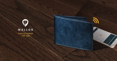 WALLOR is much more than a fashion wallet for men. WALLOR wallets are RFID secure and equipped with Bluetooth/GPS. Your new wallet is not only stylish. It's connected with your iPhone or Android. Displacing or losing your WALLOR wallet is not an option. Because your wallet will call you. Your WALLOR wallet is connected with your smartphone through the free app. Built-in security features, hidden inside your wallet, will get triggered the moment you or your wallet move more than a few feet away from each other.