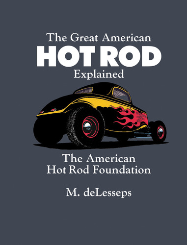 Hot Rod enthusiasts will get revved up with new book
