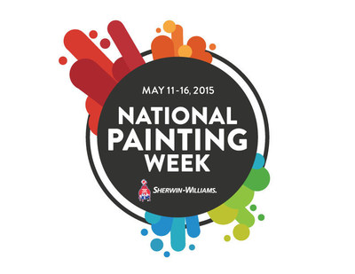 Sherwin-Williams National Painting Week 2015