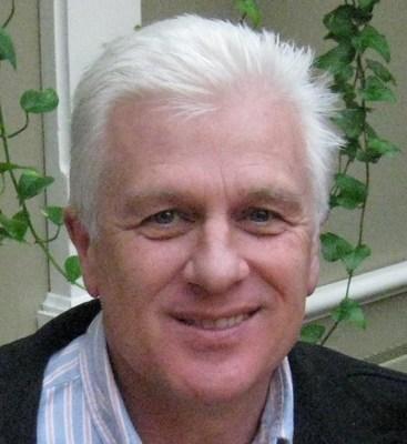 """Glenn Rothberg, """"Ideas Breaking Through"""" author"""