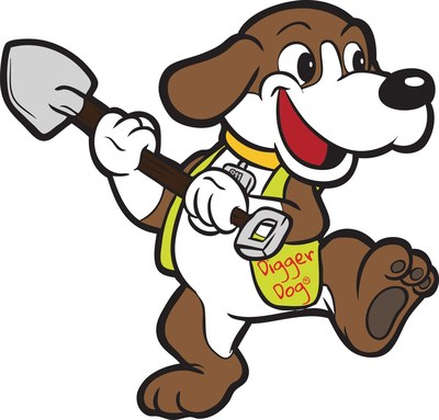 Let's Have Some Doggone Fun! Columbia Gas of Ohio Unveils New Safety Mascot Digger Dog(R)