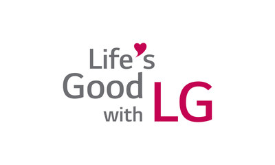 Life's Good with LG.