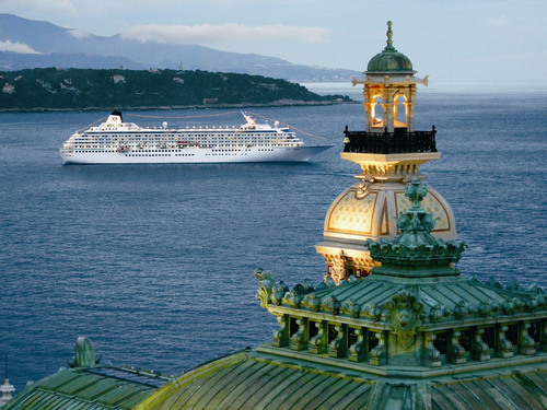 Crystal Cruises 2014 voyages through Monte Carlo offer numerous savings options.  (PRNewsFoto/Crystal Cruises)
