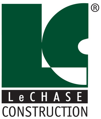 LeChase Construction Services, LLC logo. (PRNewsFoto/LeChase Construction Services, L)