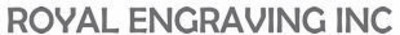 Royal Engraving Logo.  (PRNewsFoto/Royal Engraving, Inc.)