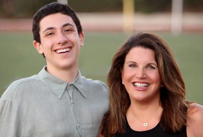 Co-Authors Carol Frey, MD and Jacob Feder.  (PRNewsFoto/Carol Frey)