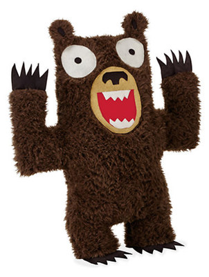 Indy Plush® Adult Grizzly