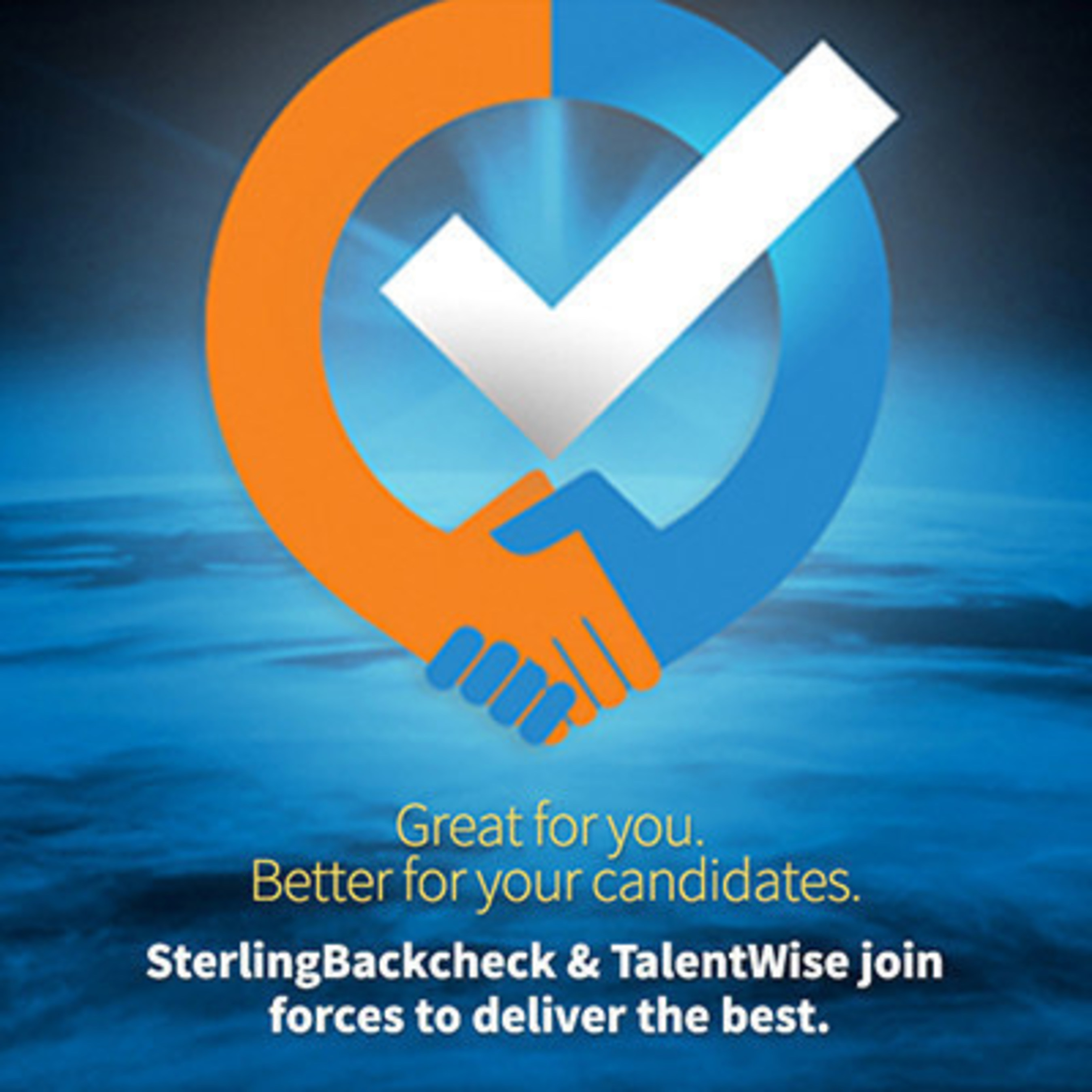 SterlingBackcheck Completes Merger with TalentWise