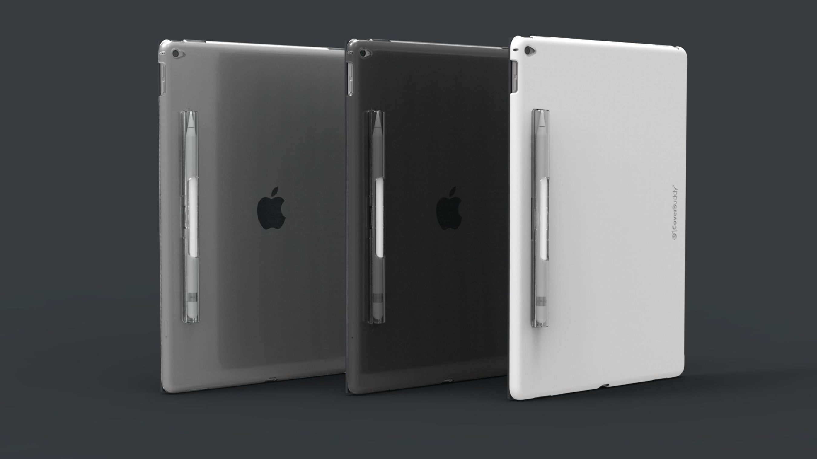 SwitchEasy Introduces CoverBuddy, the World's First Sketch Case for iPad Pro